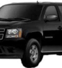 My Black Car Ride
